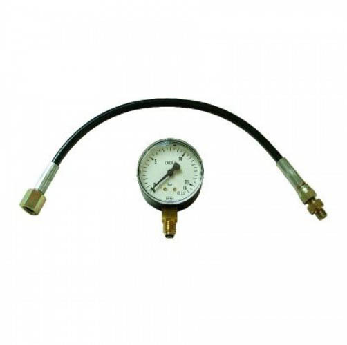 Manometer heater