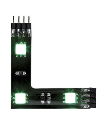 paulmann led strips 90 verbinding rgb 3x0 72w vsa. Black Bedroom Furniture Sets. Home Design Ideas